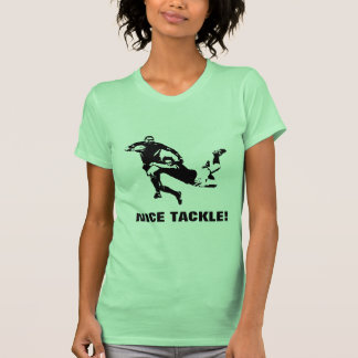 Nice tackle,Rugby Tee Shirt