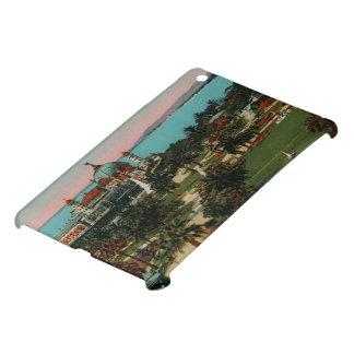 Nice - the gardens of Albert II France iPad Mini Case