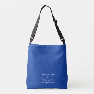 """Nice tote bag with """"azulejo"""" style design"""