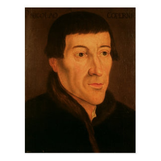 Nicholas Copernicus, c.1776 Postcard