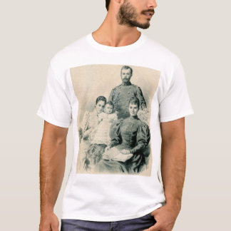 Nicholas II and Family T-Shirt