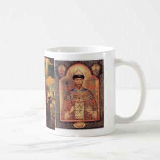 Nicholas II Basic White Mug