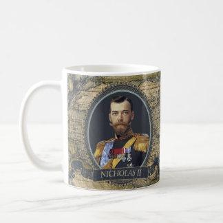 Nicholas II Historical Mug