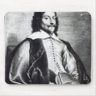 Nicholas Lanier, engraved by Lucas Vostermans Mouse Pad
