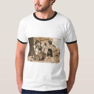 Nichol's Bark and Iron Shirts