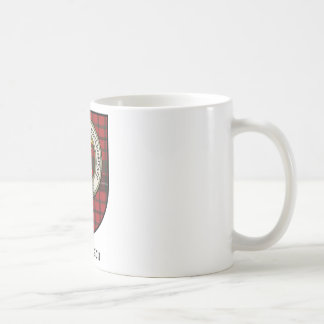 Nicholson Clan Crest Badge Tartan Mugs