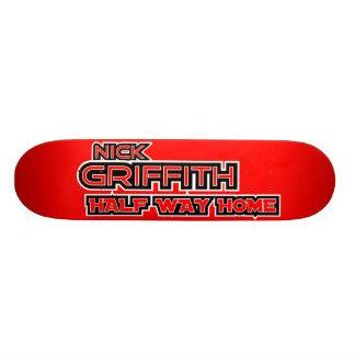Nick Griffith Pro Model Custom Skateboard