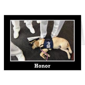 "Nick ""Honor"" Card"