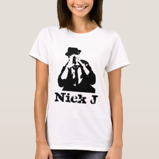 Nick J, BOUNCE T-Shirt