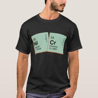 nickel chrome T-Shirt