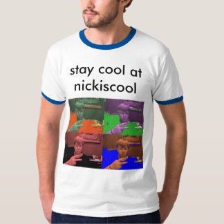 Nickiscool T-shirt