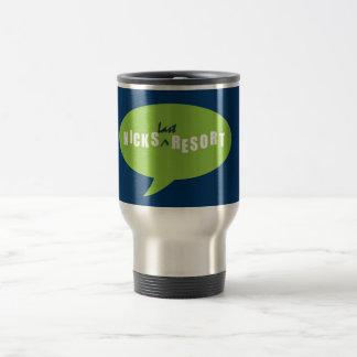 Nick's Last Resort Coffee Mug