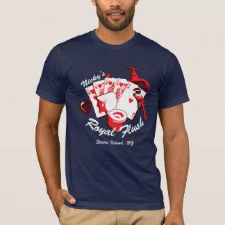 Nicky's Royal Flush Dark T-Shirt