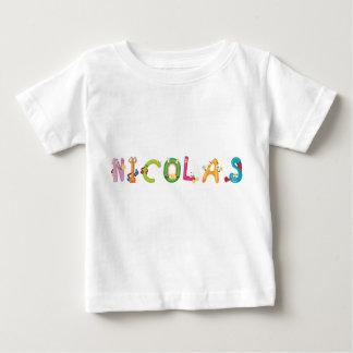 Nicolas Baby T-Shirt