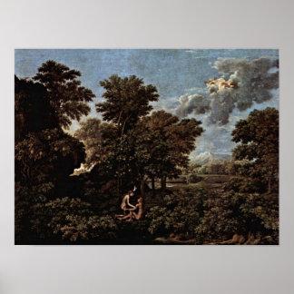 Nicolas Poussin - Spring Poster