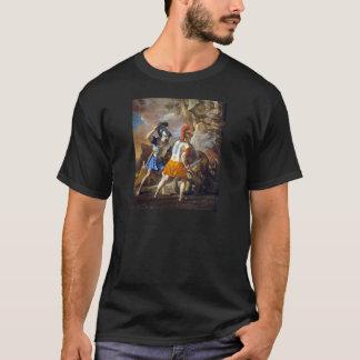 Nicolas Poussin The Companions of Rinaldo T-Shirt
