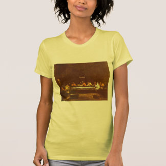 Nicolas Poussin- The Last Supper T-shirts