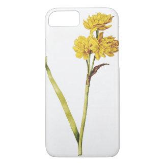 Nicolas Robert Jonquil Floral Vintage Art iPhone 7 Case