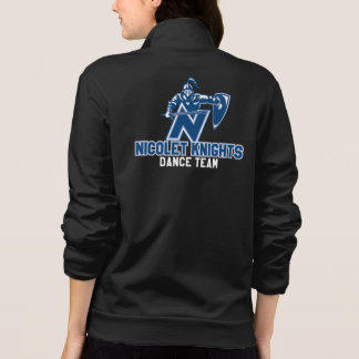 Nicolet Knights Dance Team American Apparel Jogger