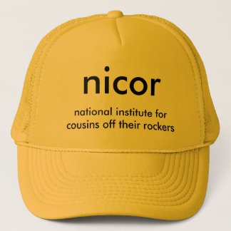 NICOR Official Hat