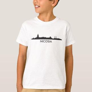 Nicosia Cyprus Skyline T-Shirt