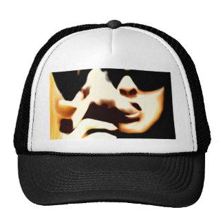 nicotin mesh hats