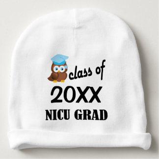NICU Graduate Personalized Baby Beanie Hat