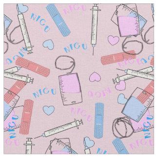 NICU Nurse Fabric Pink