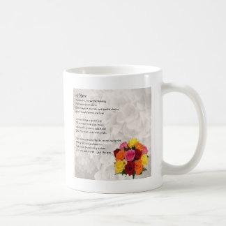 Niece Poem - Flowers Coffee Mug