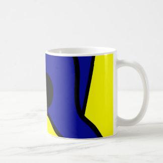 Niels Kjeldsen's Dragoon Helmet Coffee Mugs