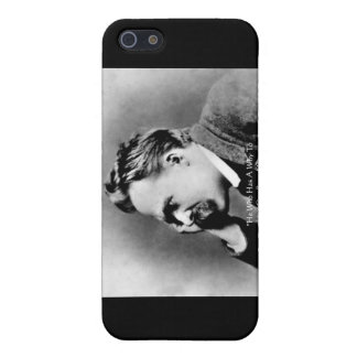 """Nietzsche """"A Why"""" Wisdom Quote Gifts & Cards Case For The iPhone 5"""