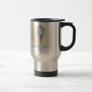 Nietzsche Illusions Travel Mug