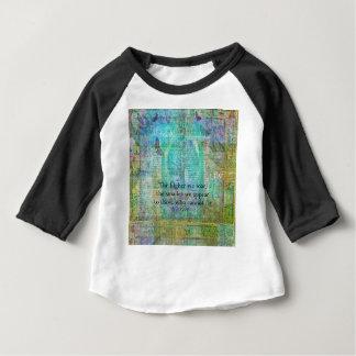 Nietzsche inspirational SOAR quote Baby T-Shirt