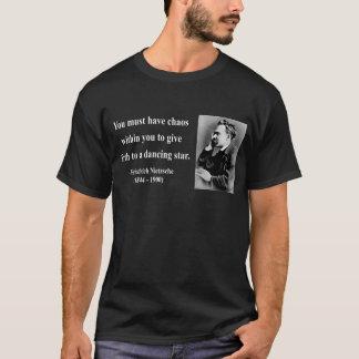 Nietzsche Quote 6b T-Shirt