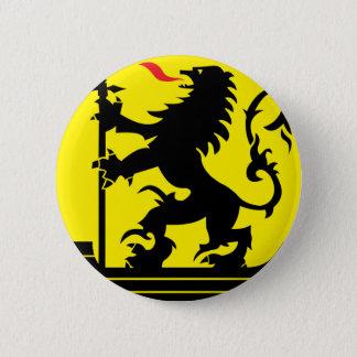 nieuwpoort, Belgium 6 Cm Round Badge