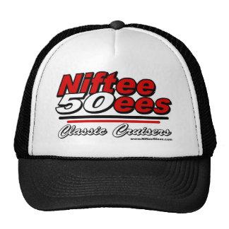 Niftee50ees Classic Cruisers Logo Cap