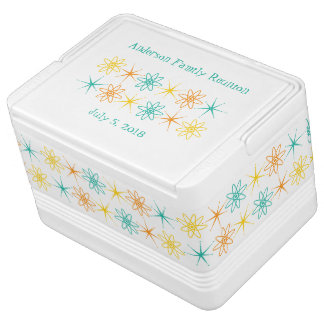 Nifty fifties - atoms and stars can cooler