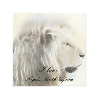 Nigel South Africa Gallery Wrapped Canvas