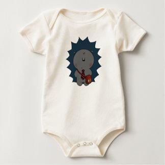 nigel the hedgehog.png baby bodysuit