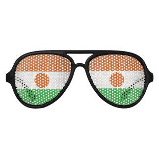 Niger Aviator Sunglasses