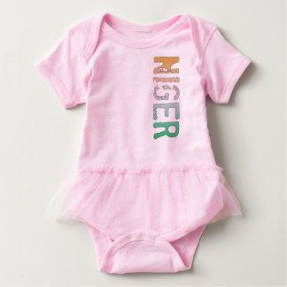 Niger Baby Bodysuit