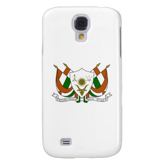 Niger Coat of Arms Galaxy S4 Cover