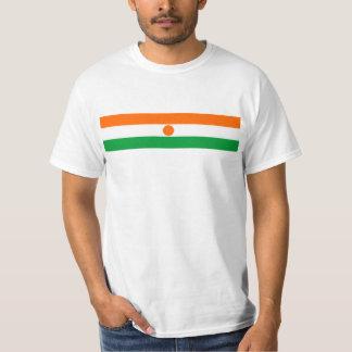 niger country flag nation symbol T-Shirt