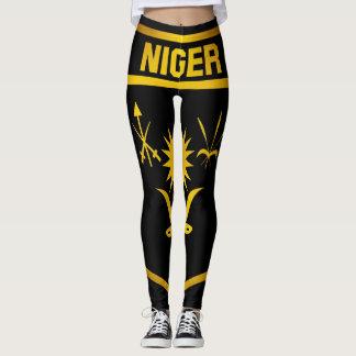 Niger Emblem Leggings