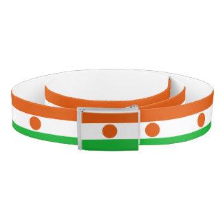 Niger Flag Belt