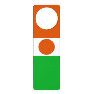 Niger Flag Door Hanger