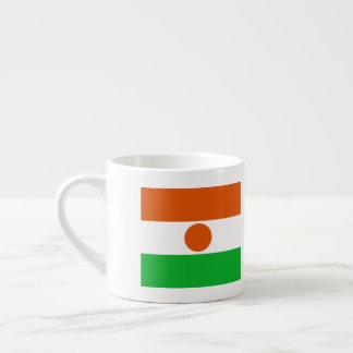 Niger Flag Espresso Cup