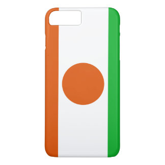 Niger Flag iPhone 8 Plus/7 Plus Case