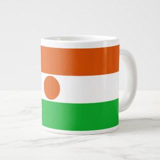 Niger Flag Large Coffee Mug