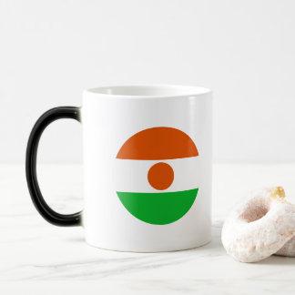 Niger Flag Magic Mug